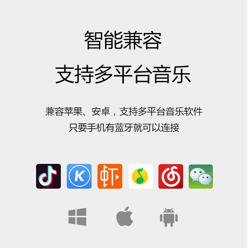 tws蓝牙耳机 适用苹果iPhone及电脑和安卓系统设备使用 9