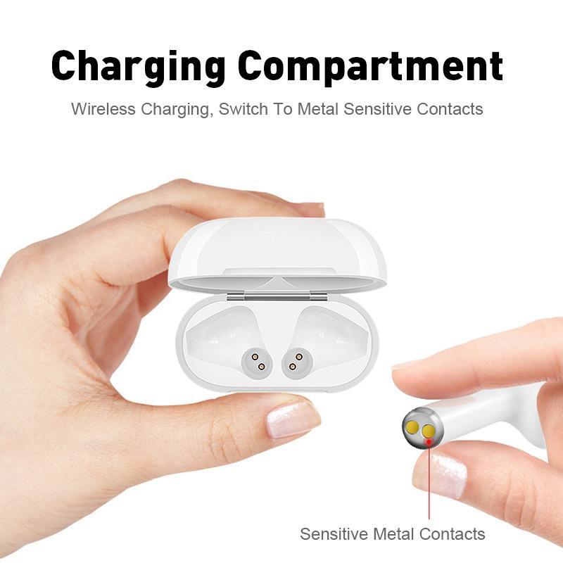 tws蓝牙耳机 适用苹果iPhone及电脑和安卓系统设备使用 13