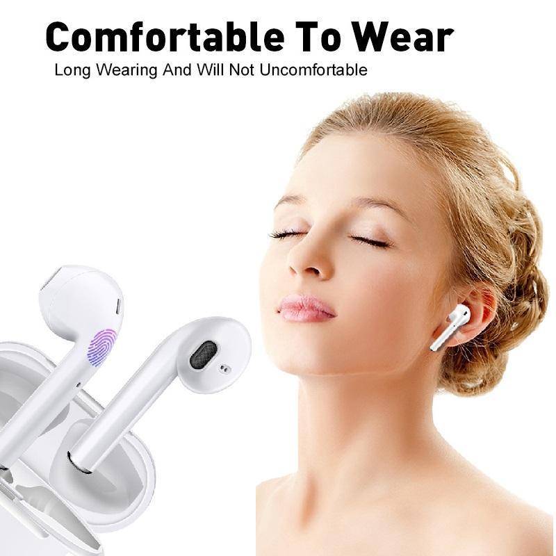 tws蓝牙耳机 适用苹果iPhone及电脑和安卓系统设备使用 14