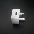 qc3.0英规充电器 英式充电器 出口英国新加坡马来西亚 2