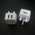 qc3.0英规充电器 英式充电器 出口英国新加坡马来西亚 4