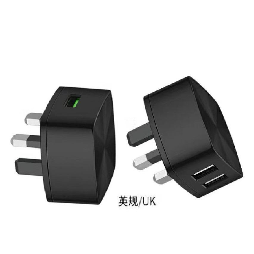 qc3.0英规充电器 英式充电器 出口英国新加坡马来西亚 7