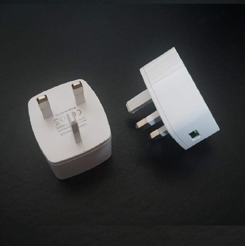 qc3.0英规充电器 英式充电器 出口英国新加坡马来西亚 10
