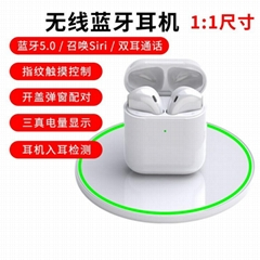 Original Apple Bluetooth Headset 1:1 for Apple and Android