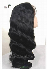 100  Brazilian Lace Wig