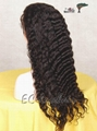 Supply Human Hair Full Lace Wigs from