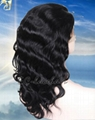 Virgin  Kinky Curl  Human Hair Lace Wigs Maker Factory Price 5