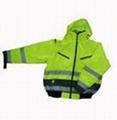Safety Jacket (PVC)