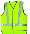 Safety Vest (Tricot)