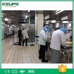 中央廚房熟食快速冷卻機 深圳科美斯高端熟食真空預冷機