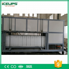 大型直冷冰砖机 深圳科美斯高端直冷冰块机