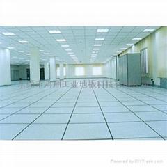 精密产品车间防静电PVC地板