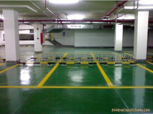 精密產品車間防靜電PVC地板 3