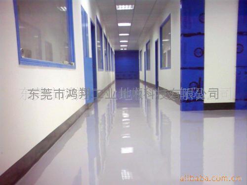 精密產品車間防靜電PVC地板 5