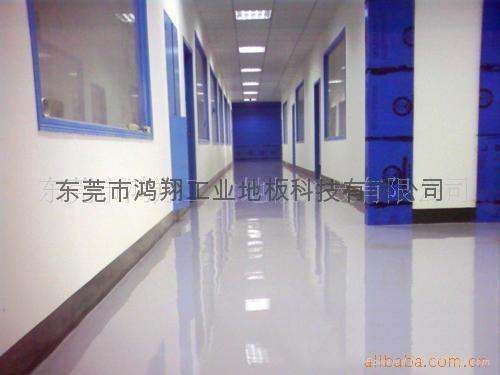 東莞7S標準廠房環氧樹脂自流平地板 3
