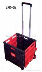 SXD-G2  Folding Shopping Cart (Hot Product - 1*)