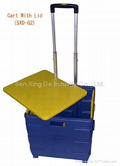 Folding Cart With Lid (SXD-G2)