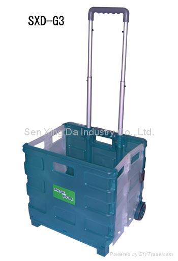 SXD-G3  Folding Shopping Cart