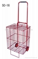 SC-16 Folding Shopping Cart