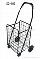 SC-103  Folding Shopping Cart