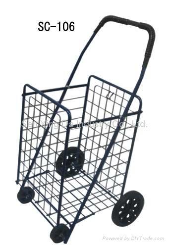 SC-106  Folding Shopping Cart