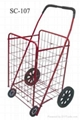 SC-107  Folding Shopping Cart