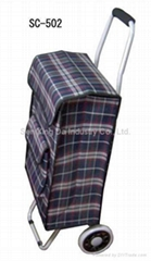 SC-502 Shopping Cart with Bag