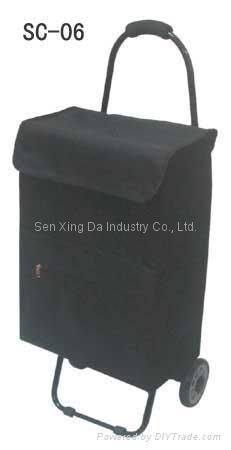 SC-06 Shopping Cart with Bag