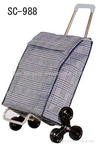 SC-988 Shopping Cart With Bag