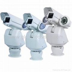 Megapixel HD CMOS IP Integrated High Speed PTZ Camera