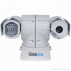 Infrared Day / Night Vision PTZ camera LJ-IR36X