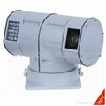 Outdoor Vehicle-Mount PTZ Camera