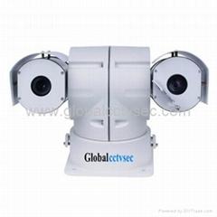 HD Network Laser Infrared High Speed ptz Camera