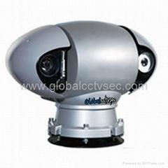 500米激光車載云台攝像機