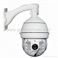 150m IR Auto tracking Intelligent High Speed Dome Camera GCS-ATR Series