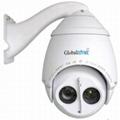 GCS-L3N Series Dome Laser Night Vision Camera