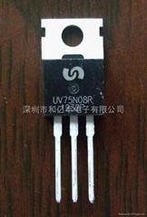 场效应管UV75N08R