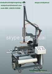 HM-500 Box Wrapping Machine  Skype:SINDYSHUAI