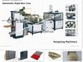 Automatic Slip Case Making Machine