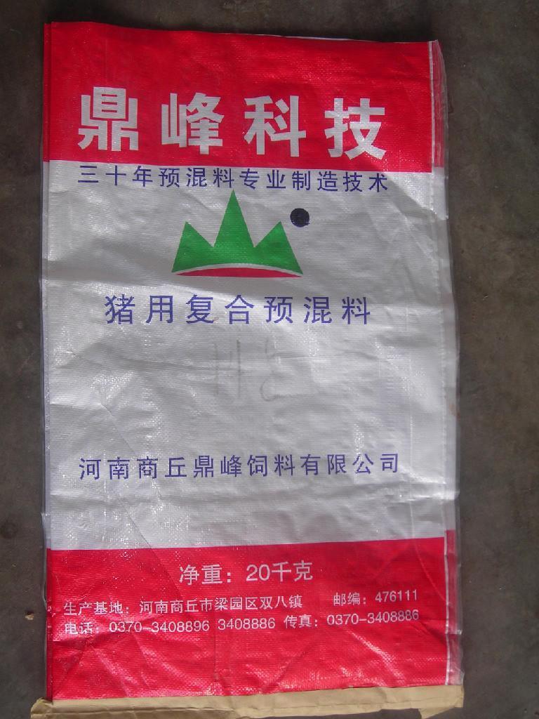 編織袋 4