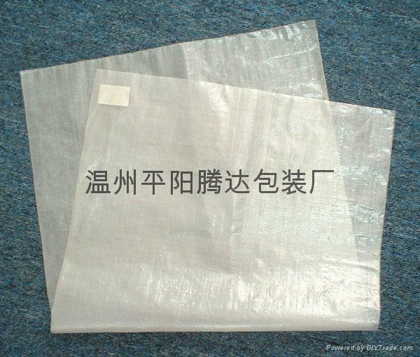 紙箱專用透明編織袋 3