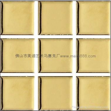 七彩电镀陶瓷马赛克 3