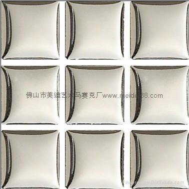七彩电镀陶瓷马赛克 4