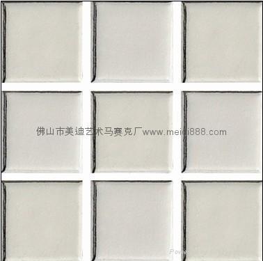 七彩电镀陶瓷马赛克 5