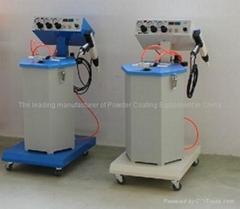 Newest model powder coating machine
