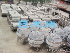 廣西球形不鏽鋼水箱 1