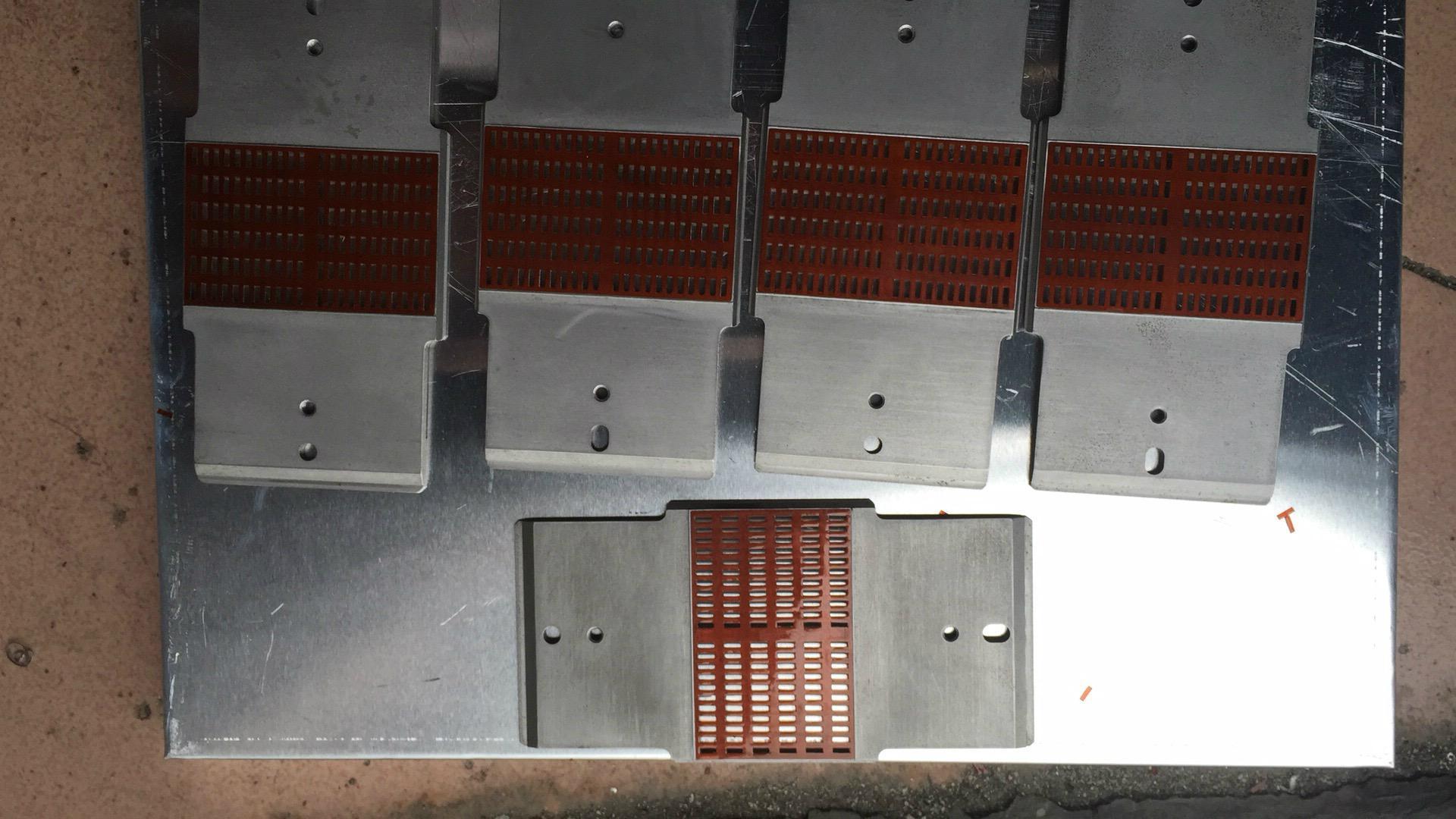 焊線夾具 1