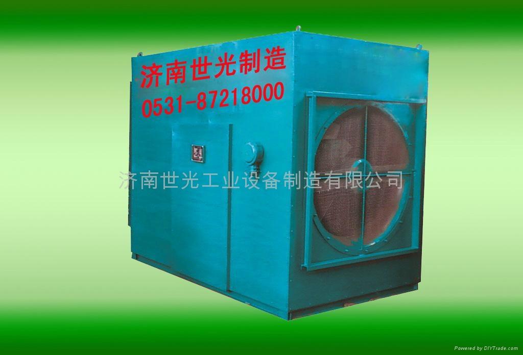 矿井暖风机 1