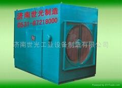 矿用空气加热机组