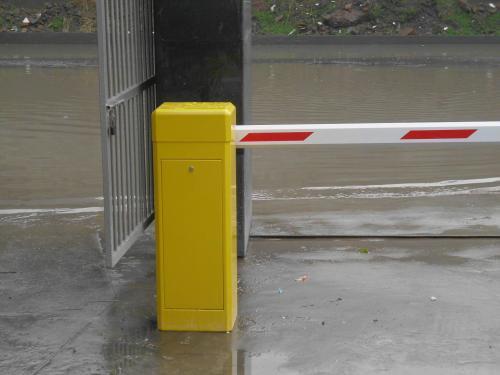 自動道閘廠家銷售大門電動欄杆批發停車場收費擋車杆 1